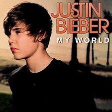 My World by Justin Bieber (Vinyl, Feb-2016, 2 Discs, Def Jam (USA))