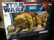 Star Wars Discover the Force Movie Heroes Dewback Walmart 3D Exclusive