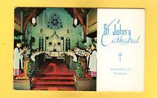 Jacksonville,FL Florida,St John's Cathedral Episcopal  Rev. Robert R.Parks,Dean