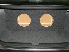 "Zenclosures 2-10/"" Subwoofer Sub Box for the 2009-2013 Toyota HIGHLANDER"