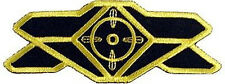 """Babylon 5 Security Officer 4"""" Embroidered TV Costume/Uniform Patch (B5PA-04)"""