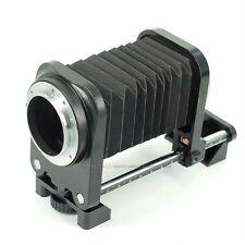 Macro Extension Bellows for Nikon D7000 D3100 D3200 D5100 D300 D3s D90 D700 D800