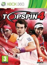 Top Spin 4 (XBox 360 NEW and Sealed Original UK Release Not Budget