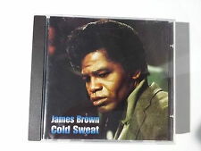 "JAMES BROWN ""COLD SWEAT"" EXCLUSIVE & RARE SPANISH CD FROM ""ROCK"" COLLECTION"