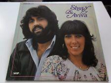 33 TOURS / LP--SHUKY & AVIVA--SHUKY & AVIVA--1975/1976