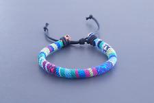 Surfer Armband Made by Nami Damen und Herren - Boho Hippie verstellbar