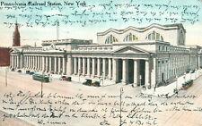 AK*   Pennsylvania Railroad Station, New York  (AB)20848