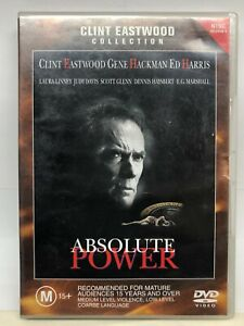 Absolute Power - DVD - AusPost with Tracking
