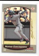 2000 Bowman Chrome Nomar Garciaparra Refractor Boston Red Sox