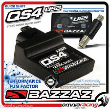 Bazzaz QS4 Stand Alone Quick Shift x Harley Touring 2008/2013