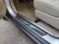 für Mazda 3 Zubehör Teile Scuff Plate Auto Schutz Einstiegsleisten Beschützer