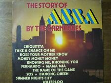 THE CARNABEES 33 TOURS GERMANY THE STORY OF ABBA