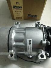 NISSENS 89129 Compressor, air conditioning RENAULT Laguna I