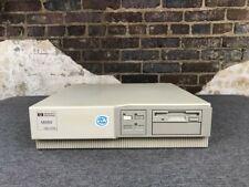 HP Vectra 486/25NI Computer 486DX2 66MHz DOS 6.22 8MB RAM 105MB HDD