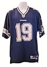 efdf13a89 NFL Dallas Cowboys Miles Austin  19 LG Onfield Reebok Camiseta De Fútbol L