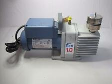 9951 Welch Gem 8890 Vaccum Pump Great Condition NOS FREE Shipping Conti USA