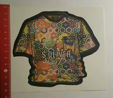 Aufkleber/Sticker: S Oliver Best shirt (13081611)