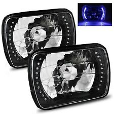 1995, 1996, 1997 Toyota Tacoma 7x6 H6052/H6054 Semi-Sealed Beam Black Diamond...