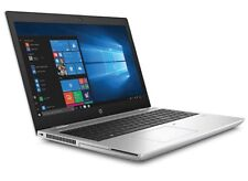 "HP Probook 650 G4 15.6"" Intel Core i7-8550U 256GB SSD 8GB Windows 10 Pro Laptop"