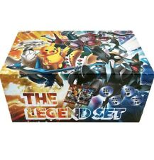 Rare*Pokemon Card XY Special Pack Box The Legend Set Korea Version TCG Card Game