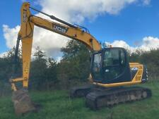 JCB JS130LC EXCAVATOR  YEAR 2013 / HOURS 6024
