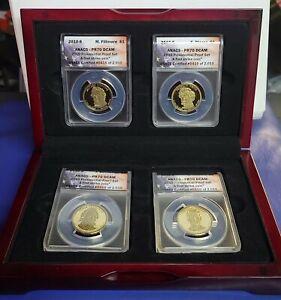 2010-S PR70DCAM PRESIDENTIAL DOLLAR set ANACS  in nice box $1 Proof First Strike