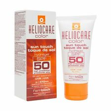 HELIOCARE Sun Touch HydraGel Spf50 With Fernblock 50ml Sunscreen