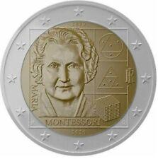 Italië 2020 - Montessori - 2 euro CC - UNC