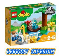 LEGO Duplo Jurassic World - Gentle Giants Petting Zoo - 10879 NEW Sealed!