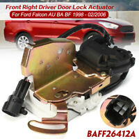 Front Driver Right Door Lock Actuator For Ford Falcon AU BA BF Ute Sedan & Wagon