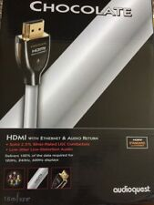 AudioQuest HDMI Chocolate 16m cable For Home Cinema