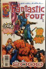 Fantastic Four 2000 Annual Marvel Comics Dorma Triumphant! Marvel Girl Mint