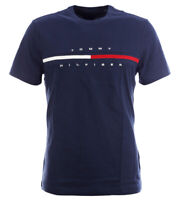 Tommy Hilfiger Herren T-Shirt Shirt navy Size XS-XXL