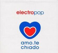 ElectroPop-Amo.te Chiado (2003, digi) Golden Boy with Miss Kittin, Vive L.. [CD]