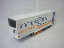 Corgi Modern Truck/Heavy Haulage Innovate Fridge Stepframe Box Trailer