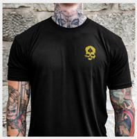 Zero Foxtrot Men's Don't Tread Shirts Black Size Medium