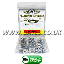 HONDA CRF250R 2010-2013 Full Plastics Fastener Kit - Nuts/Bolts/Washers