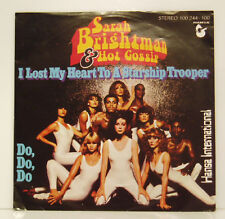 "7"" Sarah Brightman & Hot Gossip I Lost My Heart on A..../Do Do Do Hansa 1978"
