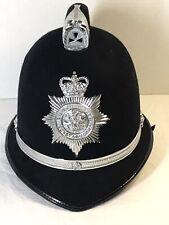 British UK Police South Wales Custodian Bobby Helmet Hat Cap  Badge -