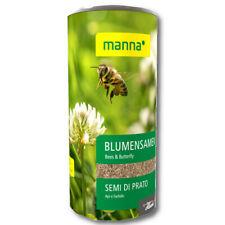 Hauert Maná Semilla Bees & Mariposa 85G Semillas Abejas Mariposas
