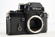 Nikon F2A F2 A Photomic 35mm SLR Film Camera Body with Fresh Batteries V11