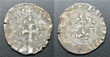 Philippe VI de Valois, Double tournois 1er type, nd