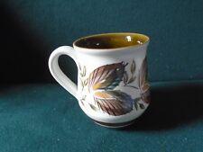 Denby art pottery mug
