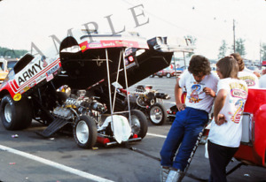 Don the Snake Prudhomme Funny Car Drag Racing 13x19 Poster Photo 108