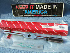Starrett 91c Tap Wrench 532 38 Us 12 Oal 2 Machinist Toolmaker Clean Used