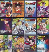 Dragon Ball, Z, Kai, GT, Super, 16 Movies, English Dubbed Complete Anime DVD