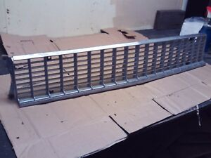 1980 1981 CHEVROLET CITATION GRILLE GRILL FRONT END PARTS 1982 1983 1984 PROJECT
