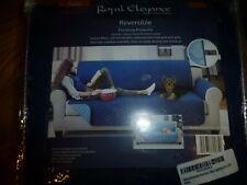 Royal Elegance Reversible Sofa Furniture Protector - NEW