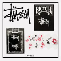 Stussy Bicycle Playing Cards - Brand New - 100% Authentic