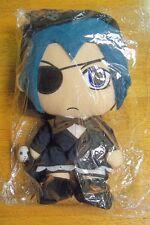 "Kuroshitsuji Anime Ciel In Blue 12"" Plush Doll Toy"